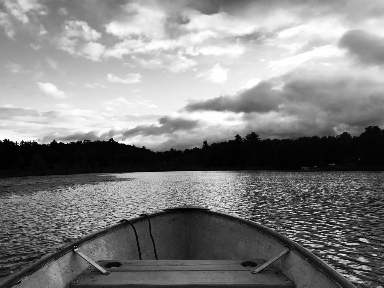A Canoe Ride
